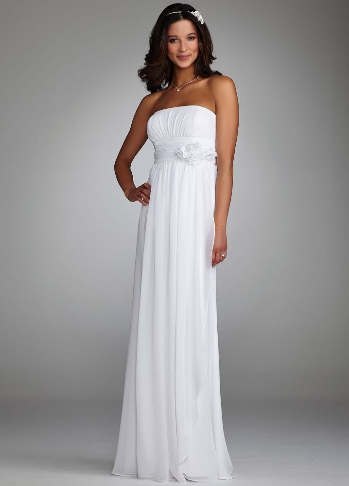 Events by tammy affordable davids bridal wedding dresses for Wedding dress david bridal