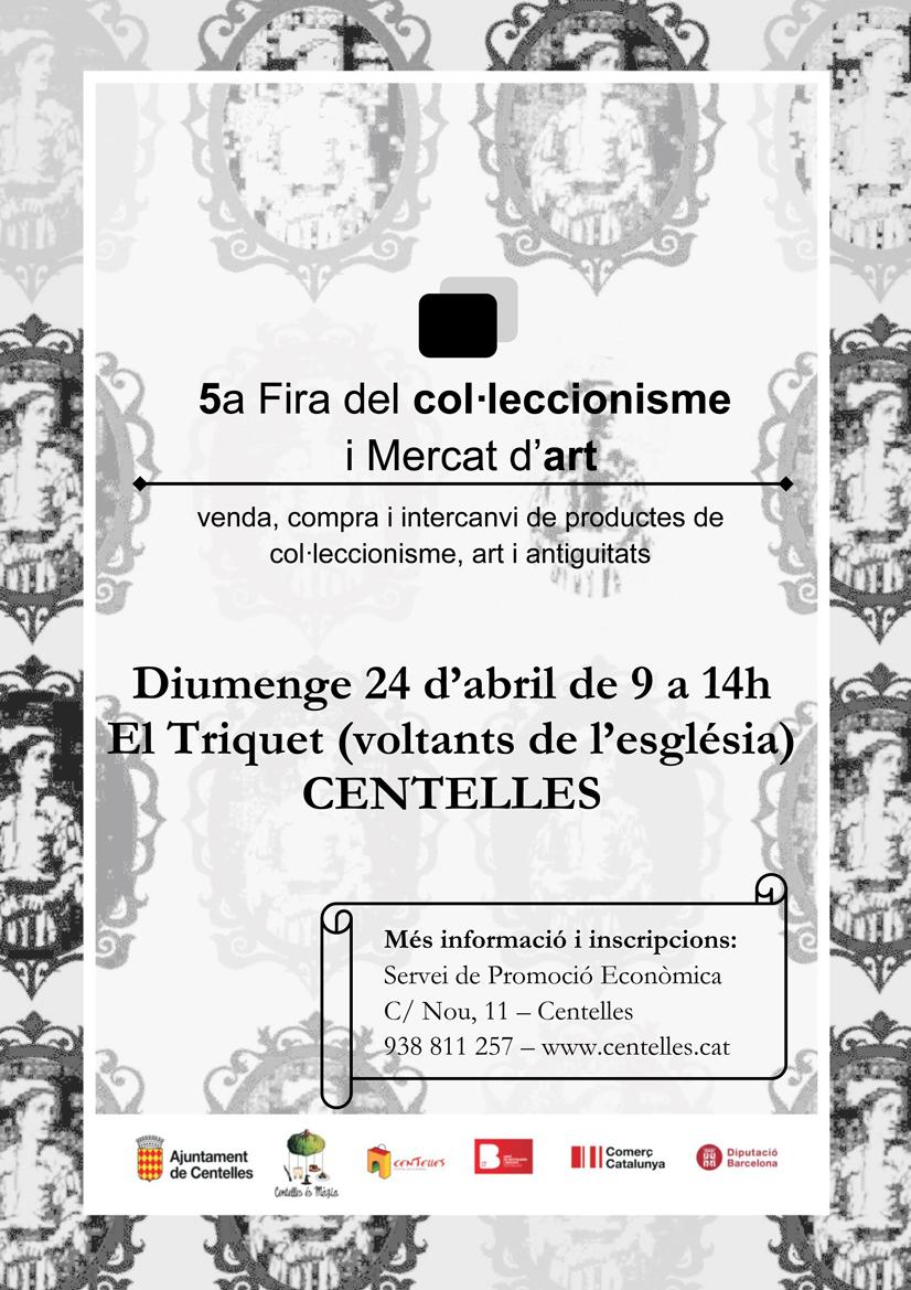 FIRA D'ART A CENTELLES: