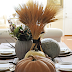 Thanksgiving Tablescape with our New Downloads