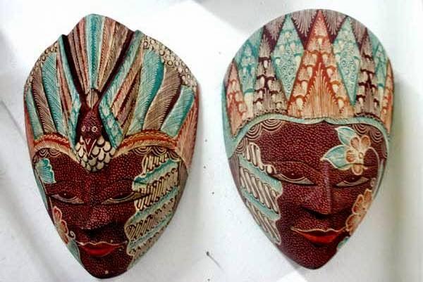 Macam-Macam Karya Seni Nusantara