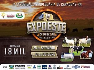 Expoeste em Caraúbas (RN)