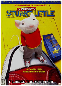 O Pequeno Stuart Little Torrent Dublado