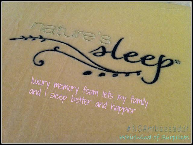 Deciding between Nature's Sleep memory foam pillows #NSAmbassador