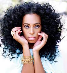 Solange knowles talks hair with luvre magazine celebrity news the debate is definitely a valid one especially when we consider why many black women and a few black men have or had chosen to relax their natural hair pmusecretfo Images