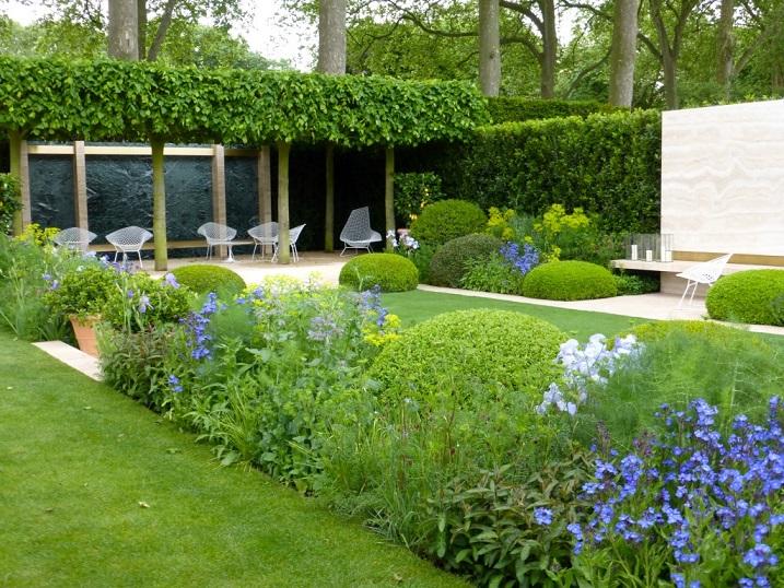 Casas minimalistas y modernas jardines minimalistas i for Jardines minimalistas