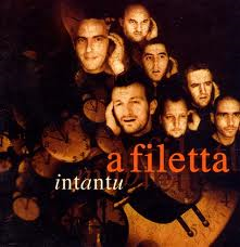Couverture de l'album Intantu du groupe A Filetta