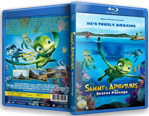 Sammys Adventures Bluray