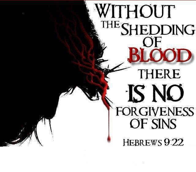 Apostolic Revelation Why Blood