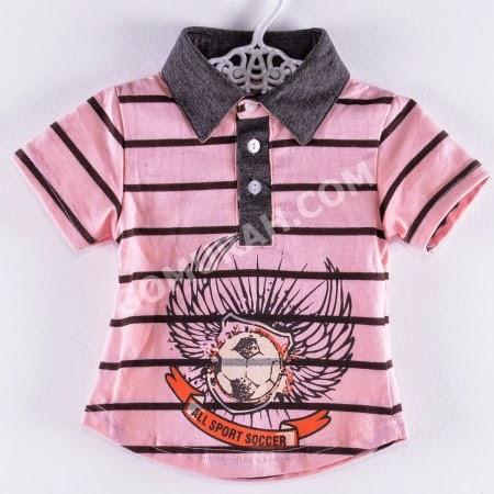 Mothercare Boy's Color T-Shirt (1 lot 5pcs)