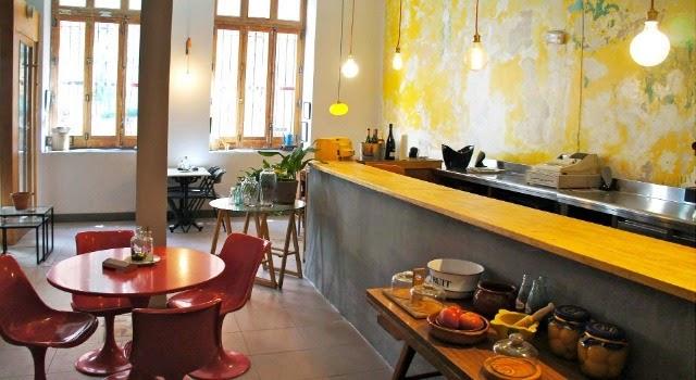 Café con encanto en Lavapiés