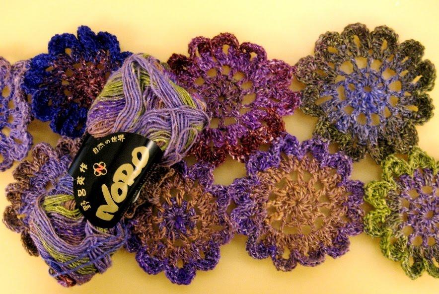 La Is My Beat Japanese Crochet