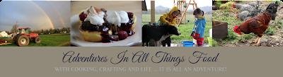 Adventures in all things food