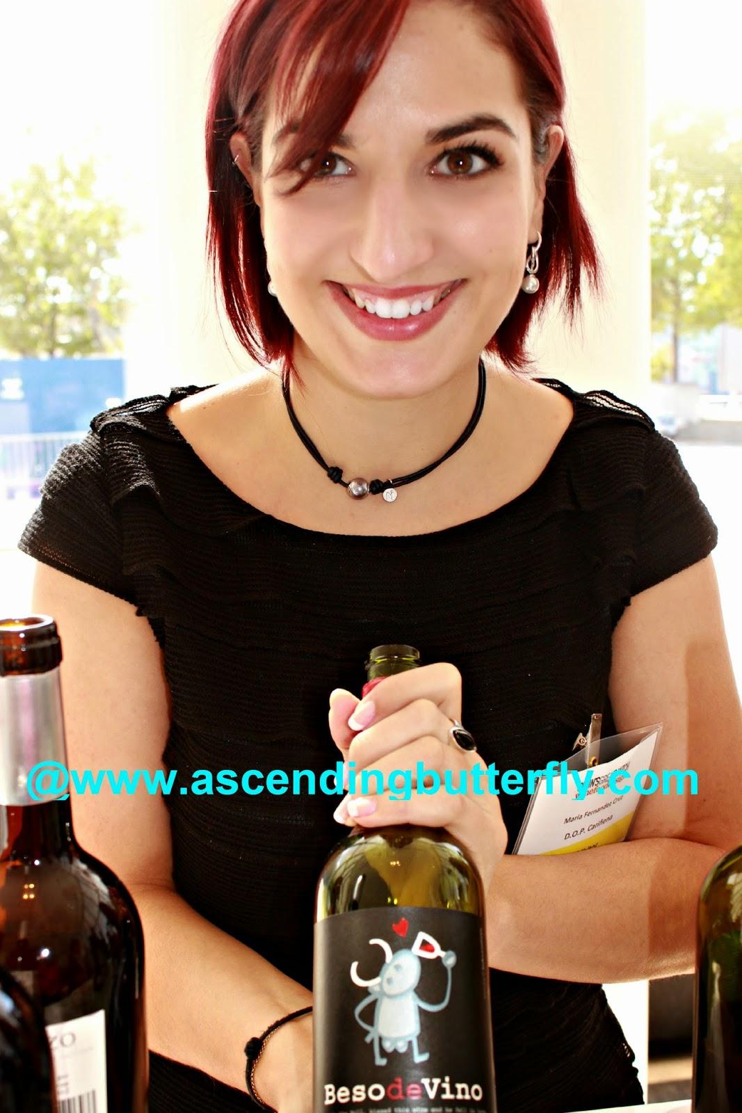 Beso de Vino Macabeo White 2013, White Wine