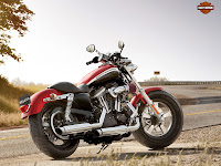 2013 Harley-Davidson XL1200C Sportster 1200 Custom pictures 3