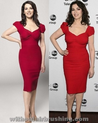 nigella lawson without photoshop