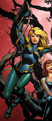 Black Canary's new plumage