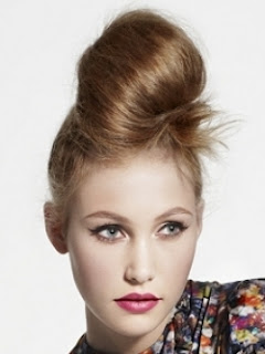 Unique Updo Hairstyles Ideas