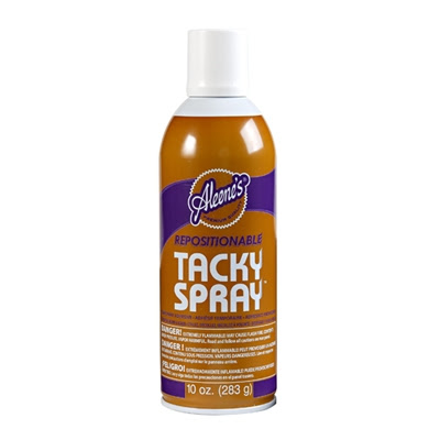 Aleen's Repositionable Tacky Spray