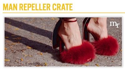 New Monthly Subscription Box Alert - Lost Crates Partners with.... Man Repeller!