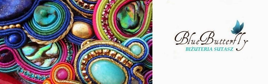 W krainie czarów - biżuteria sutasz (soutache)