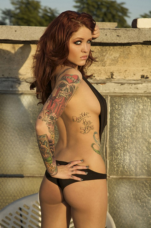 Hot Tattoo Women