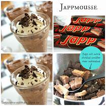 Jappmousse - Det är gott!
