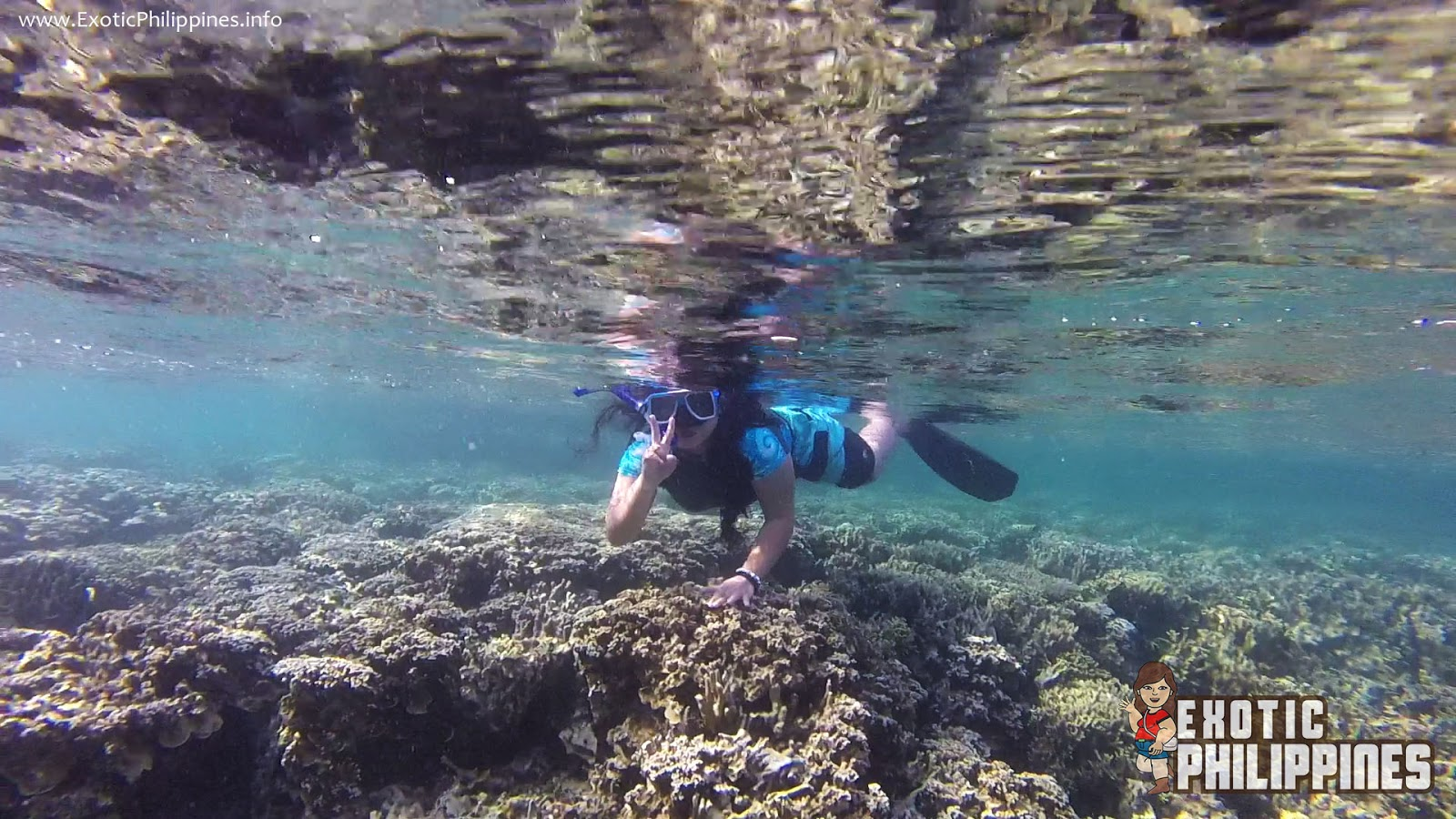 Snorkeling at the Siete Pecados of Coron Palawan Exotic Philippines Travel Blog Gay Aida Dumaguing