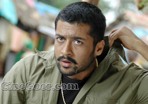 Surya in 'Aaru' Movie 1