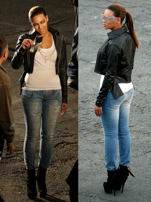 jeans tight: