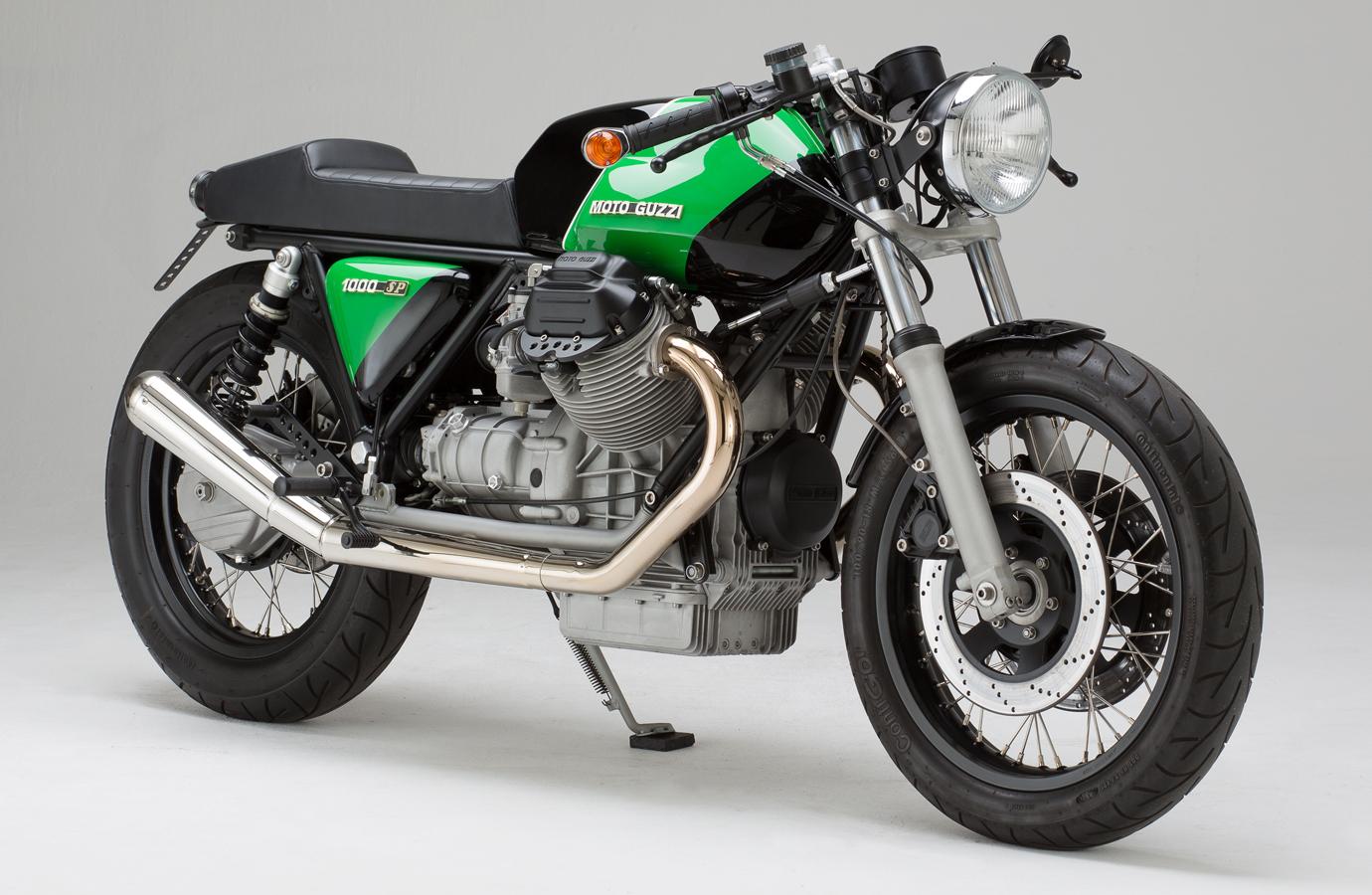 Moto Guzzi G Cafe Racer