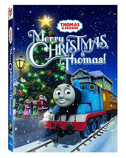 Merry Christmas, Thomas DVD