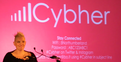 Sian To - founder of Cybher