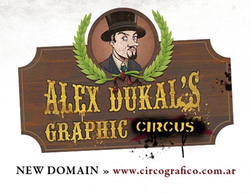 Alex Dukal Nuevo Dominio