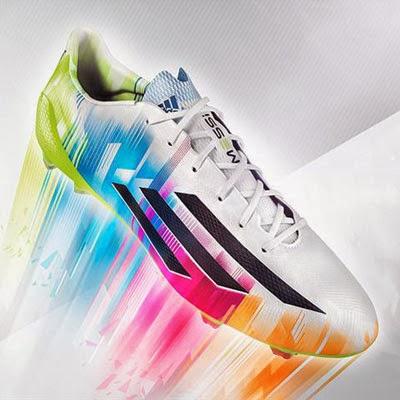 botas Messi adizero TM f50 de adidas 2014