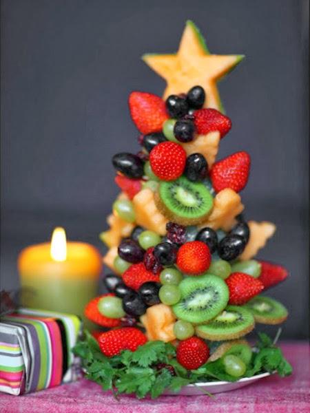 елха от плодове