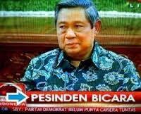 Status Lucu Facebook gambar SBY