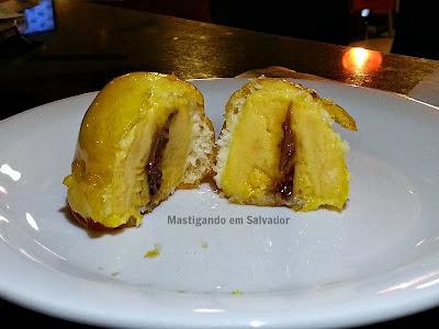 JoJo Sushi & Frutos do Mar: Banana Vilas