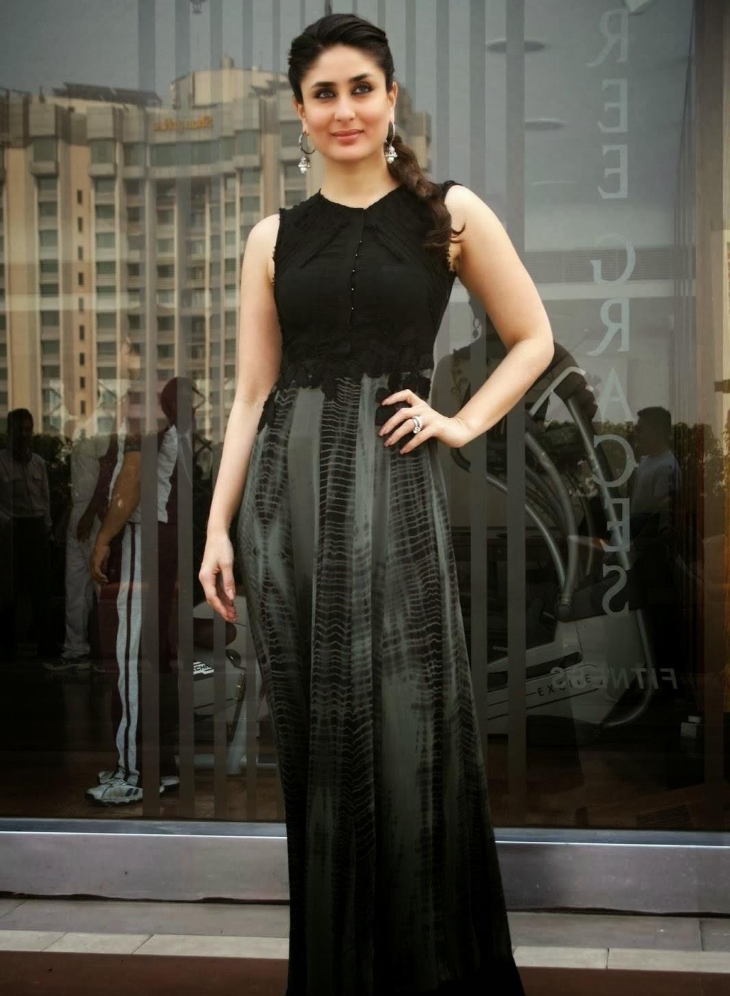 Kareena Kapoor in gown