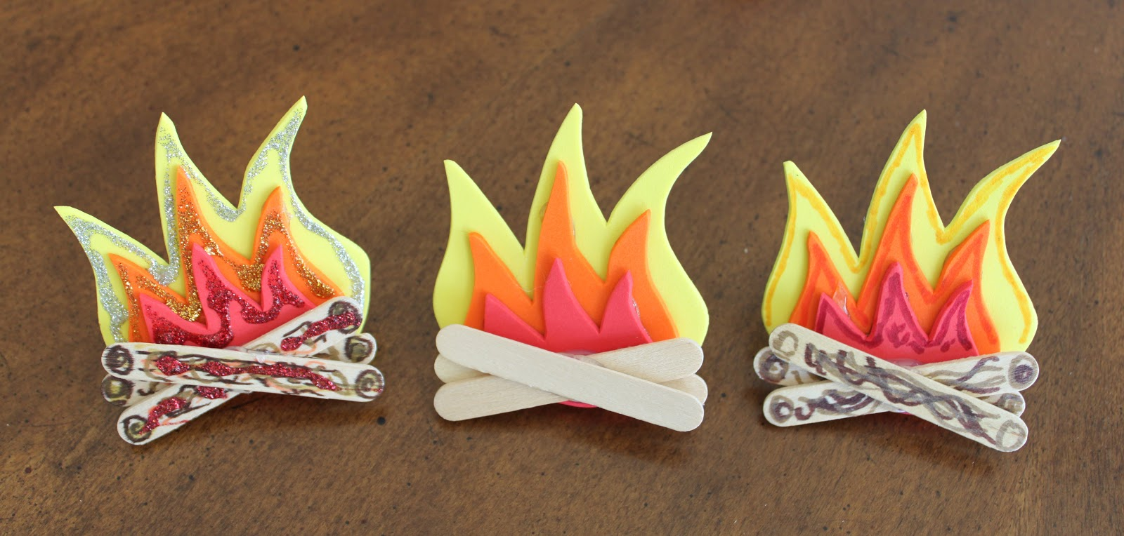 Neckerchief Slides For Cub Scouts Craft
