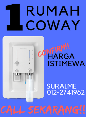 COWAY 0122741962 (Suraime)