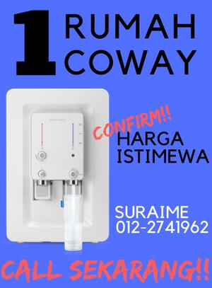 COWAY 0122741962 (Suraime)