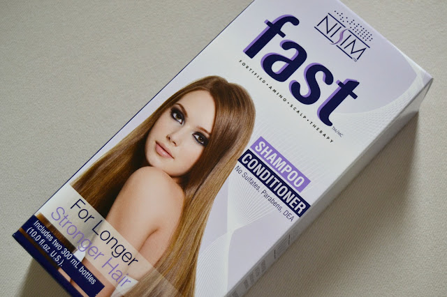 FAST Shampoo & Conditioner: For Longer, Stronger Hair by London Beauty
