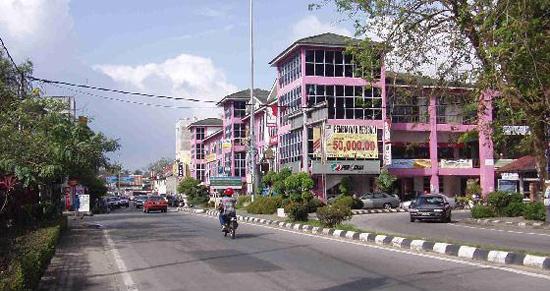 Bandar Pasir Mas