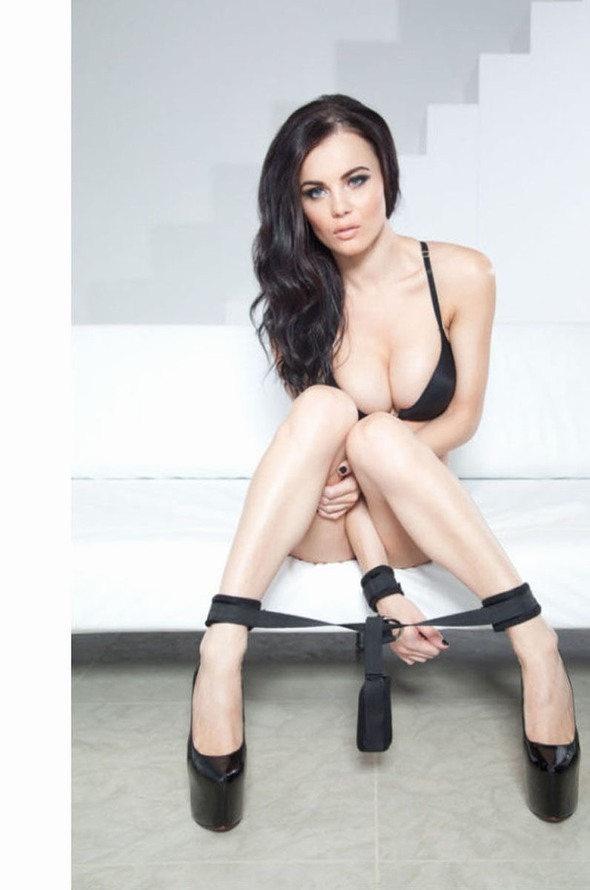 Glamour Model Emma Glover