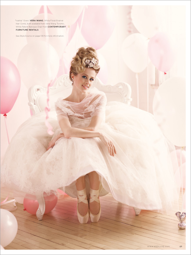 Ballet Biggest Wedding Moments Belle The Magazine The