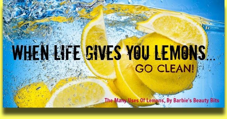 Great Uses For Lemons