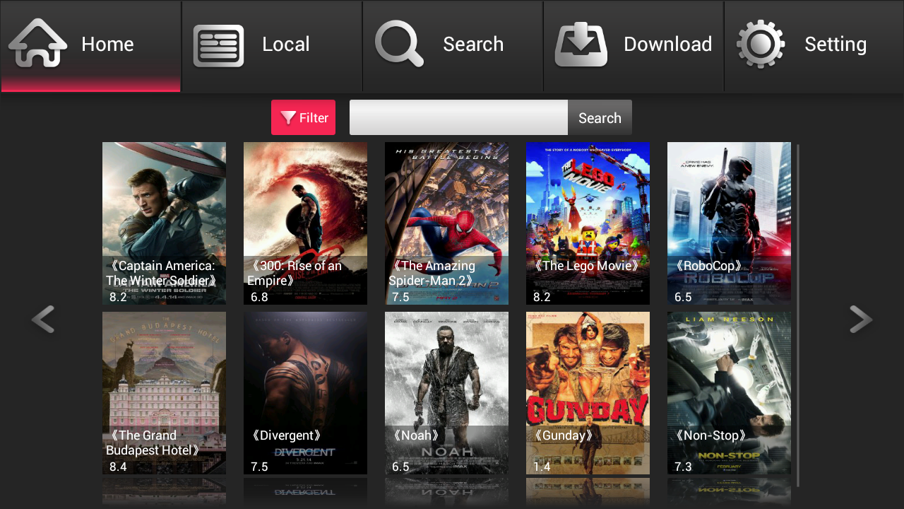 here we will show you how to download Movie box for PC using