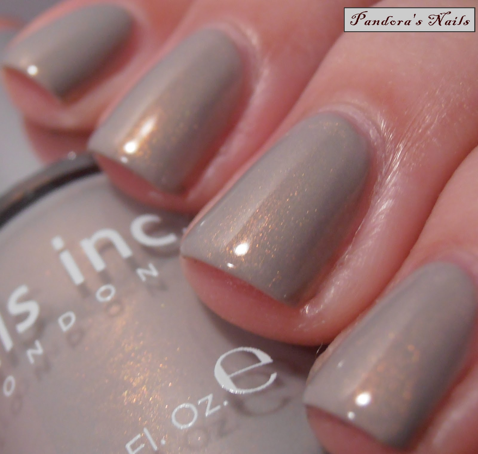 Pandora's Nails: Nails Inc A Listers Collection