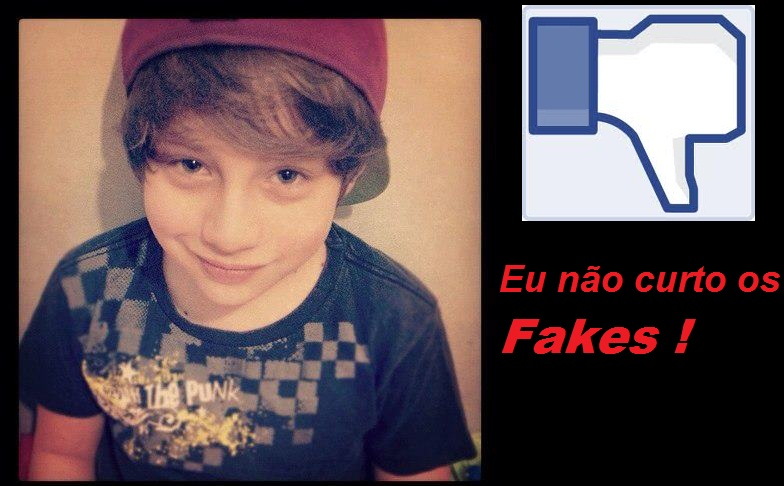 ator mirim Leonardo Belmonte teve o seu Facebook excluído pois ...