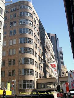 David Jones building
